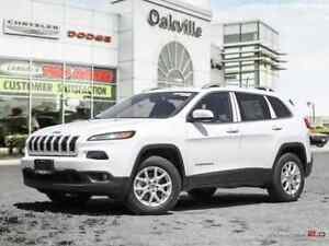 2017 Jeep Cherokee NORTH | DEMO | BACK UP CAM | REMOTE START |