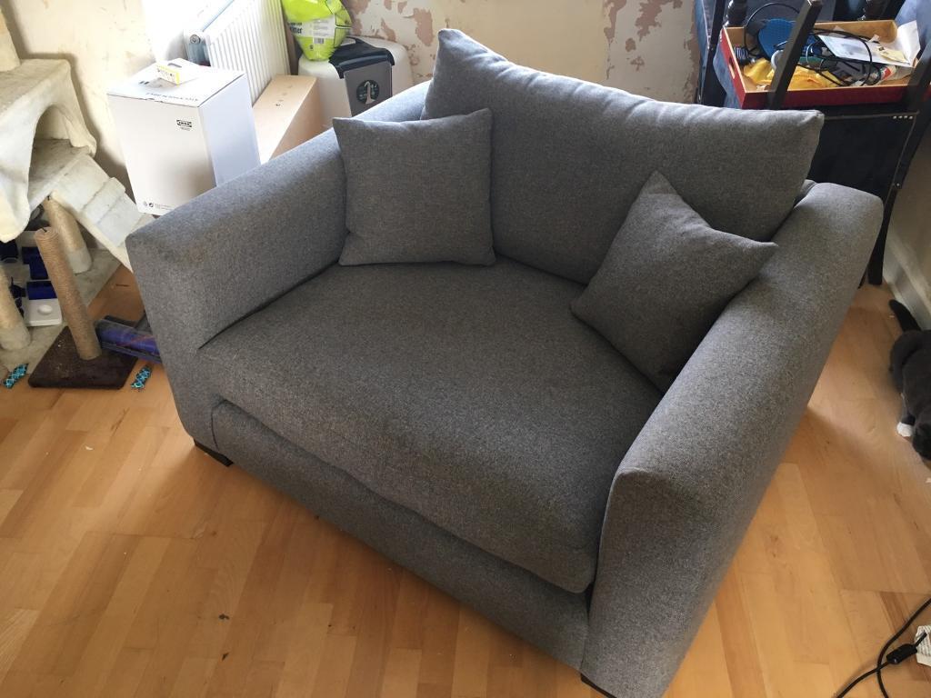 Sofa Workshop Cuddle Sofa/ Love Seat