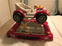 Mothercare baby walker/rocker