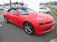 2014 Chevrolet Camaro 2LT RS CUIR DECAPOTABLE 2LT
