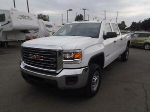 2015 GMC Sierra 2500HD Base Crew Cab 4WD Long Box