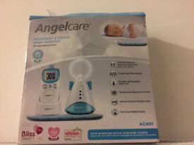 Angelcare baby and sound monitor