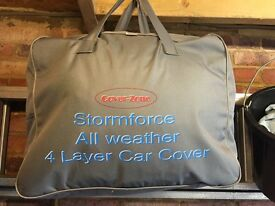 Ford Focus All weather car cover