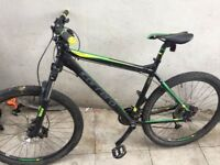 Carrera Vulcan mountain bike not trek Marin kona Fuji boardman specialized ridgeback focus