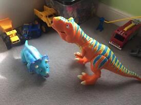 Dinosaur Train dinos
