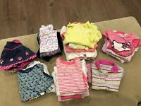 Beautiful 3-6m baby girl clothes bundle