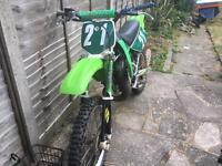 Kx85 2005 yz cr rm