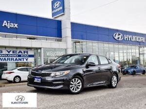 2016 Kia Optima LX|Rear View Camera|Heated Front Seats