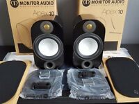 Monitor Audio Apex A10 Pair Immaculate Condition