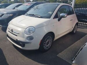 2012 Fiat 500 Lounge FIAT 500 LOUNGE. 1 PROPRIO, ACUN ACCIDENT,