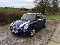 2002 Mini One (Won't stay for long)