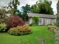 Lovely Riverside Country Cottage near Huntly