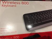 Microsoft Wireless 800 keyboard