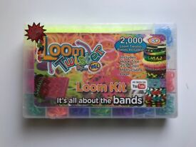 Loom Twisters Friendship Loom Bands Set (Large) BRAND NEW