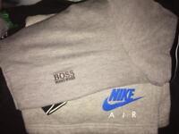 Summer Outfit (Hugo Boss Polo, Nike Shorts)