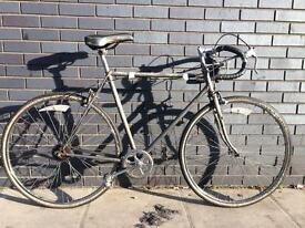 Bicyle frameset, 56cm, for fixie single speed project