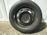 Car Tyre Never Used size 185/60R 14