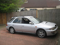 Subaru WRX Impreza Wagon Rare Import Automatic Gearbox