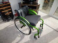 Quickie Xenon Manual Wheelchair