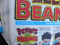 Beano Comics, 1994, 1995, 2 Complete Years