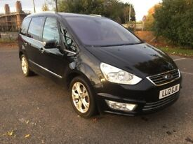 Ford Galaxy Black