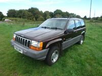 1997 Jeep Grand Cherokee Laredo 4.0l automatic - Very good condition