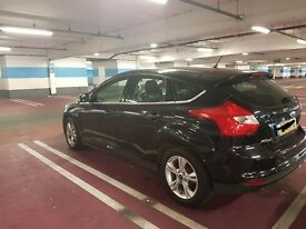 Ford Focus ecoboost, selling as getting a car through work. Heated windscreens, cheap tax
