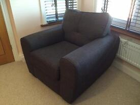 DFS One Seater Armchair (Practically New!) Collection Only
