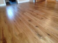Laminate floor / Skirting board fitter