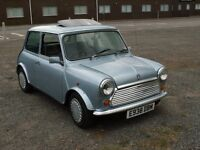 Classic Austin Mini Mayfair 1988 6 Months MOT