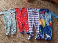 12-18 mounth character onesie