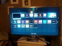 "40"" SAMSUNG UE40F6200AK SMART WIFI 6 SERIES TV"