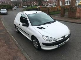 2004 Peugeot 206 1.4 HDI only £595