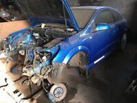 Vauxhall Astra VXR Breaking 2008
