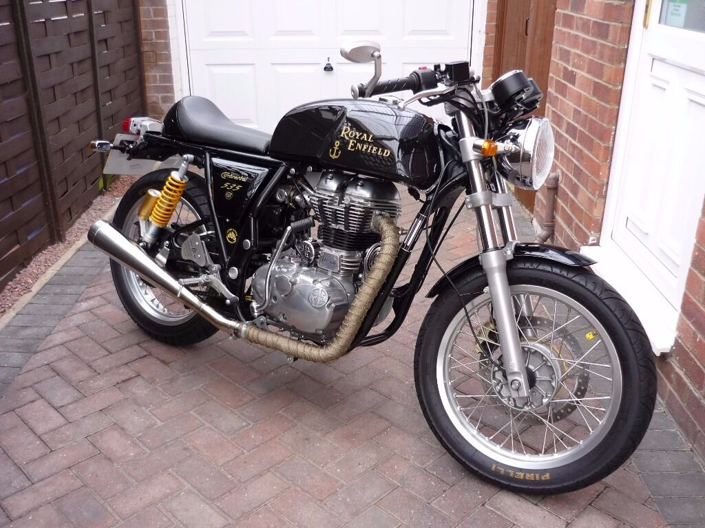 royal enfield continental gt 535 in scarborough north yorkshire gumtree. Black Bedroom Furniture Sets. Home Design Ideas