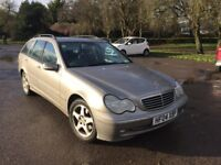 Mercedes-Benz C Class C200 Avantgarde 5dr ESTATE - PETROL AUTO 2004 (04 reg) Estate 102480