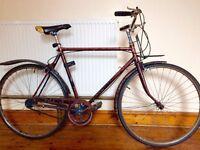 Men's bike : Nice condition city bike