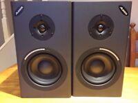 Alesis Monitor One Mk2 Studio Reference Monitors. Speakers.