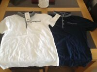 Two brand new boys t shirts aged 10-11