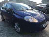 FIAT GRANDE PUNTO 1.2 / MOT / 66k MILES ONLY / **BARGAIN** SERVICE HISTORY/ ONLY £1495!!!!