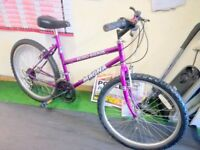 """TOWN BIKE 24"""" NEW TYRES, OTHER NEW PARTS FULLY RESTORED"""