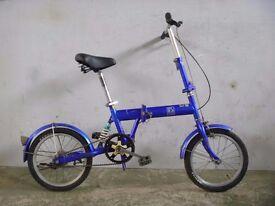 Folding bike 2771A