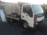 Isuzu Nkr 3lt 03 for parts