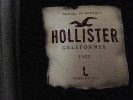 Mens hollister hoody