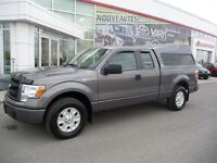 2013 Ford F-150 A/C