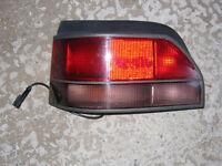RENAULT CLIO N/S/R passenger side REAR LIGHT