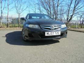 image for 07 HONDA ACCORD SE I-VEC 2.0,4 DOOR SALOON,MOT FEB 022,3 OWNERS,2 KEYS,PART-HISTORY,LOVEY EXAMPLE