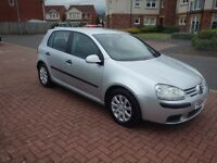 Volkswagen Golf 1.9 TDI SE, Car drives perfect 1 years MOT