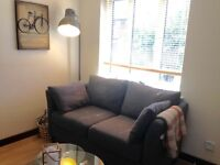 Two-Seat Ikea Sofa (Excellent Condition)