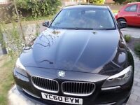 BMW 520D 2011 (60 Reg). EXCELLENT CONDITION. PERFECT DRIVE